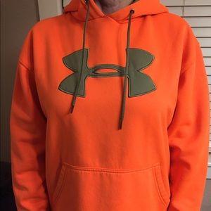 Under Armour hoodie size medium
